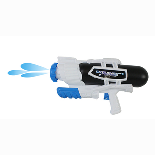 Water gun, with pump function and tank, 36 cm