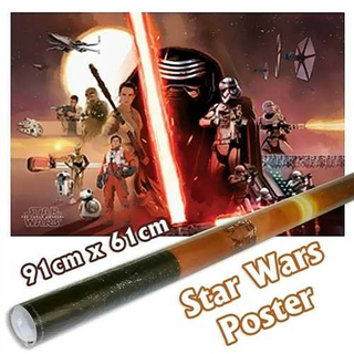 STAR WARS Poster Episode 7- Galaxy ca 91x61cm