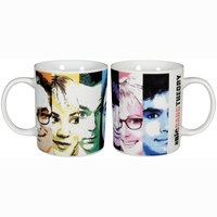 The Big Bang Theory - Kaffeetasse Faces