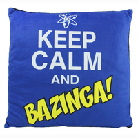 The Big Bang Theory Kissen Sheldon Cooper - ca 40 x 40 cm