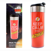 The Big Bang Theory Coffee To Go Becher ca 400 ml