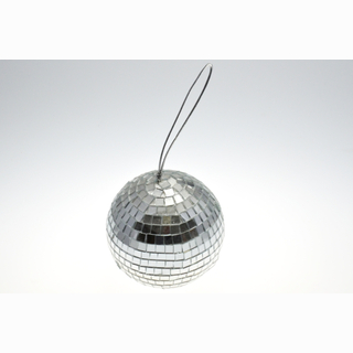 Disco ball, in bag, Ø 12 cm SPECIAL PRICE - DISCONTINUING SALE