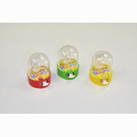 Basketball game, 4 assorted, in bag, 6 cm